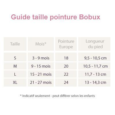 new cheap sold worldwide special for shoe Chaussons bébé cuir Soft soles renard (9-15 mois)